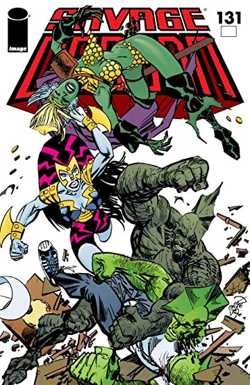 Savage Dragon #131