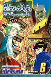 Muhyo & Roji's Bureau of Supernatural Investigation Vol. 6