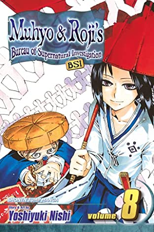 Muhyo & Roji's Bureau of Supernatural Investigation Vol. 8