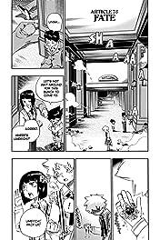 Muhyo & Roji's Bureau of Supernatural Investigation Vol. 10