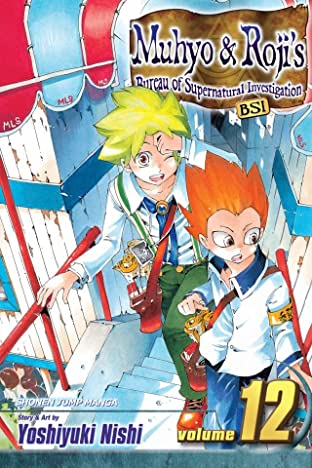 Muhyo & Roji's Bureau of Supernatural Investigation Vol. 12