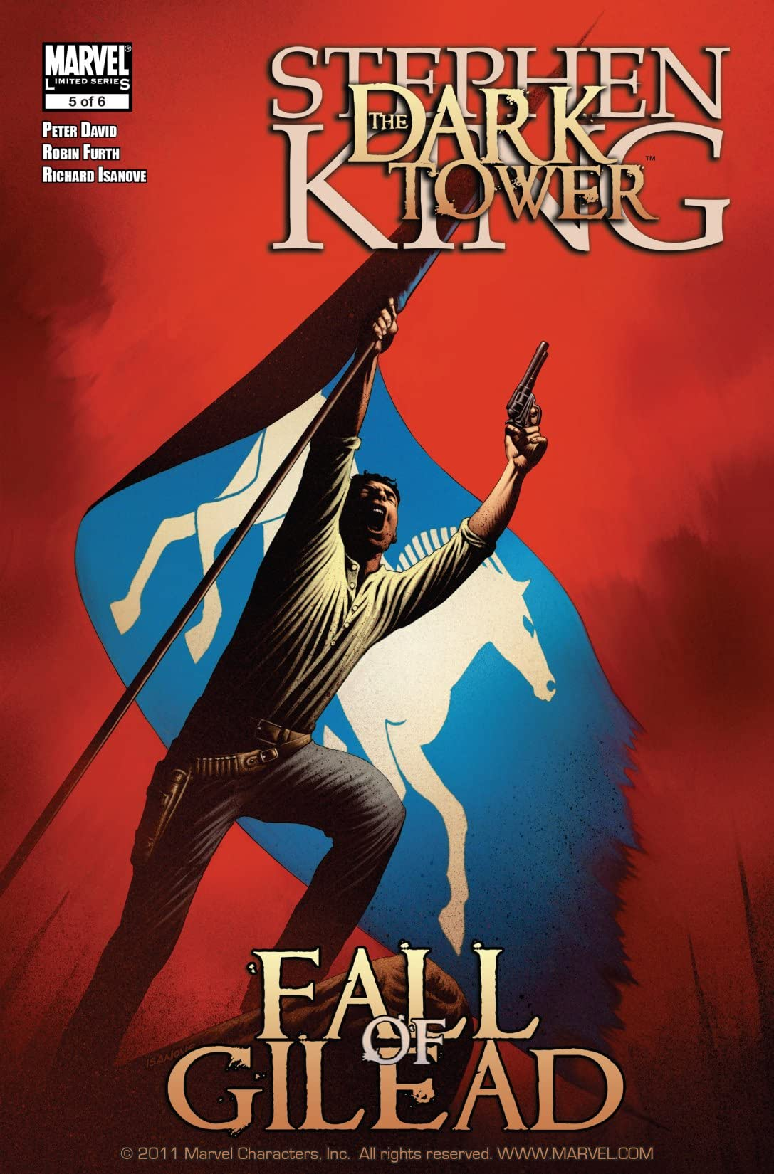 Dark Tower: The Fall of Gilead #5 (of 6)