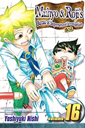 Muhyo & Roji's Bureau of Supernatural Investigation Vol. 16