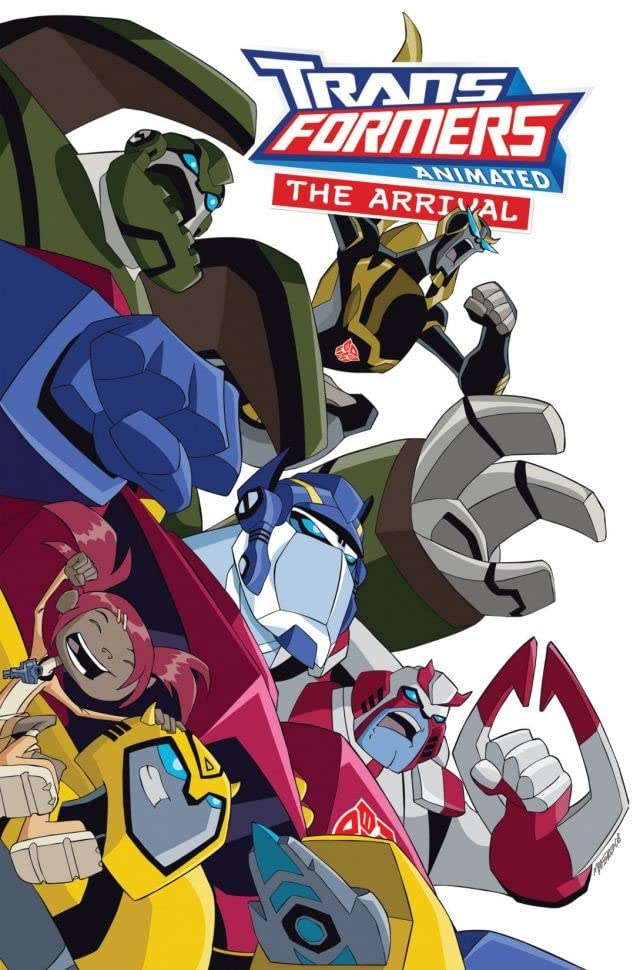 Transformers Animated - The Arrival Collected Edition