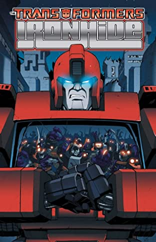 Transformers: Ironhide Collected Edition