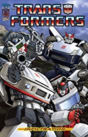 Transformers: Infiltration Collected Edition