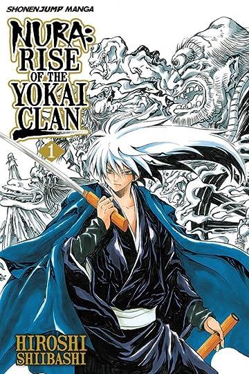 Nura: Rise of the Yokai Clan Vol. 1