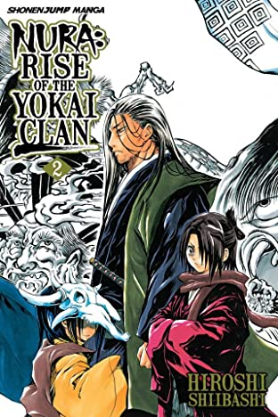 Nura: Rise of the Yokai Clan Vol. 2
