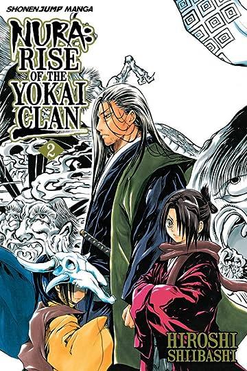 Nura: Rise of the Yokai Clan Vol. 2