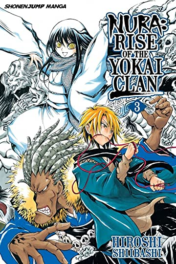 Nura: Rise of the Yokai Clan Vol. 3