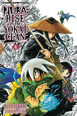 Nura: Rise of the Yokai Clan Vol. 4