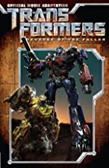 Transformers: Revenge of the Fallen Movie Adaptation Collected Edition