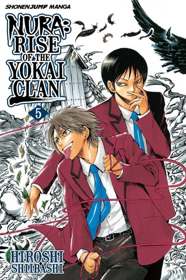 Nura: Rise of the Yokai Clan Vol. 5