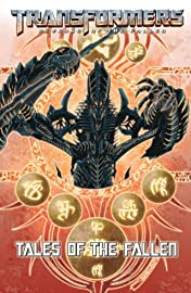 Transformers: Tales of the Fallen Collected Edition
