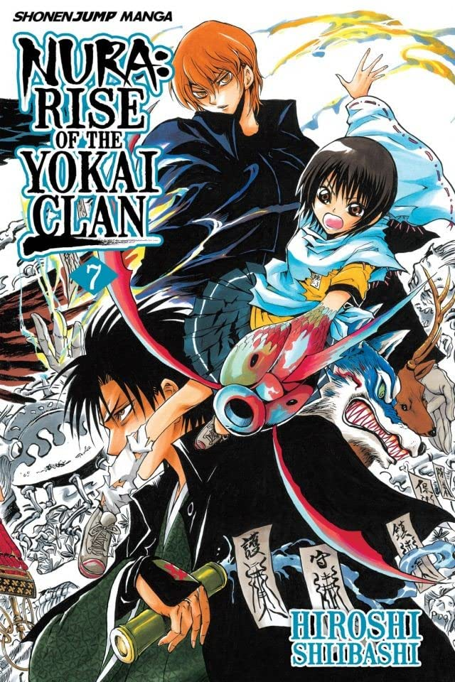 Nura: Rise of the Yokai Clan Vol. 7