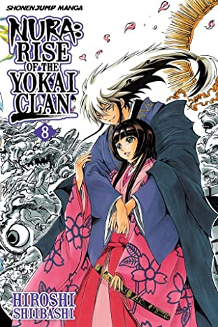 Nura: Rise of the Yokai Clan Vol. 8