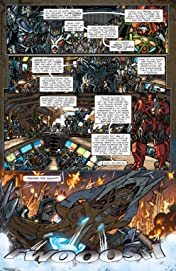 Transformers: Reign of Starscream Collected Edition
