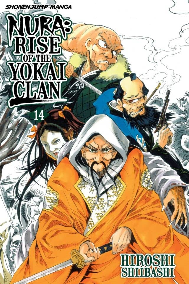 Nura: Rise of the Yokai Clan Vol. 14