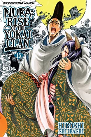 Nura: Rise of the Yokai Clan Vol. 15