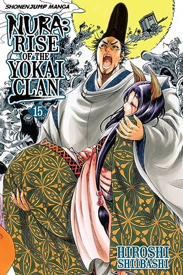 Nura: Rise of the Yokai Clan Vol. 15
