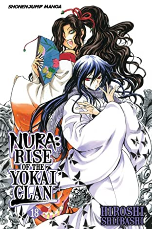 Nura: Rise of the Yokai Clan Vol. 18