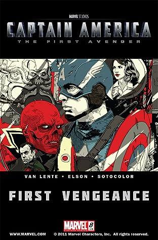 Captain America: The First Avenger No.8: First Vengeance
