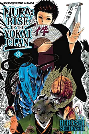 Nura: Rise of the Yokai Clan Vol. 21