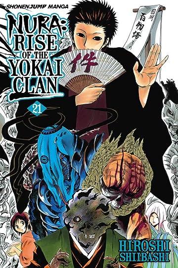 Nura: Rise of the Yokai Clan Vol. 21
