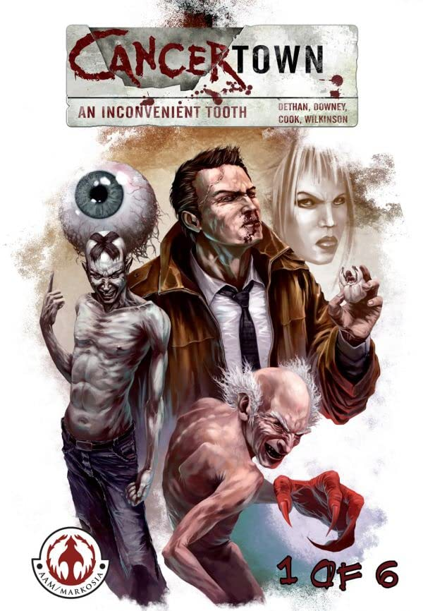 Cancertown #1: An Inconvenient Tooth - Preview