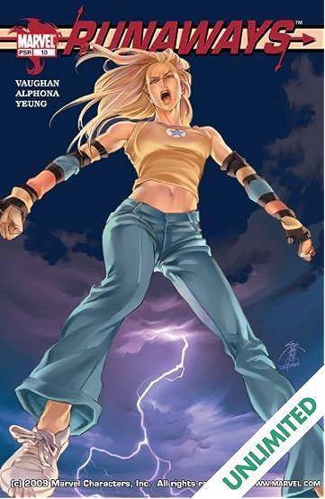 Runaways (2003-2004) #10