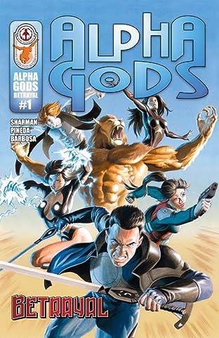 Alpha Gods #1: Betrayal