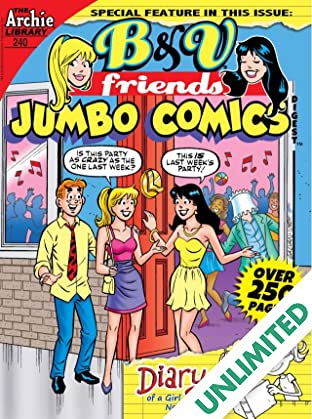 B & V Friends Comics Digest #240