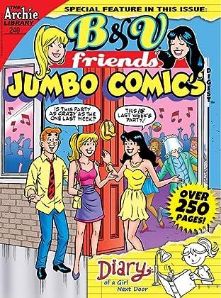 B & V Friends Comics Digest #240
