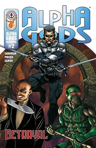 Alpha Gods #2: Betrayal