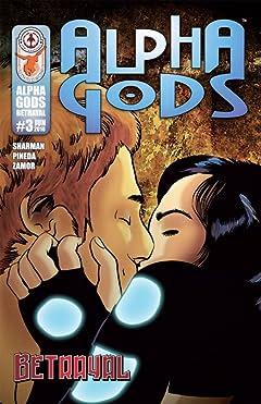 Alpha Gods #3: Betrayal