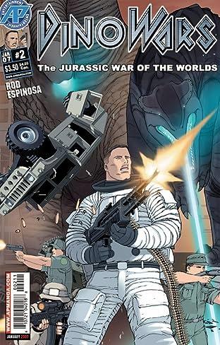 Dinowars #2: Jurassic War of the Worlds