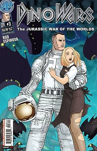 Dinowars #3: Jurassic War of the Worlds