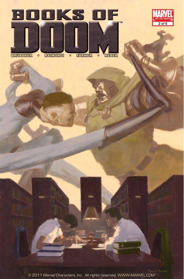 Fantastic Four: Books of Doom #2