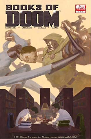 Fantastic Four: Books of Doom #2
