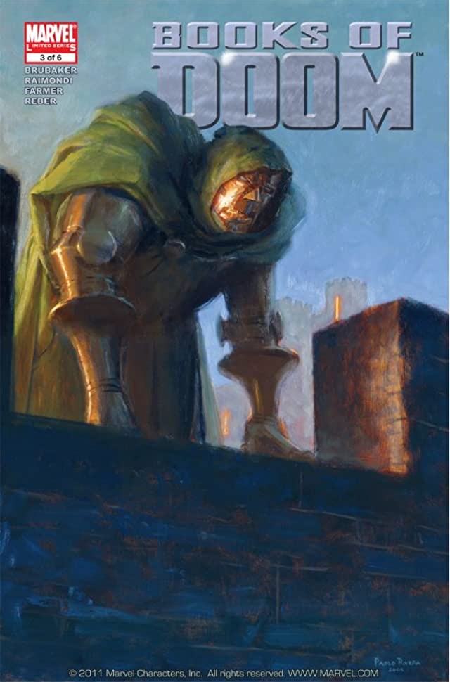 Fantastic Four: Books of Doom #3