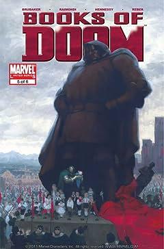 Fantastic Four: Books of Doom #5