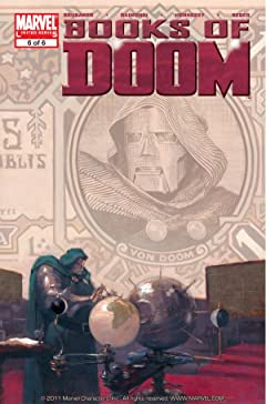 Fantastic Four: Books of Doom #6