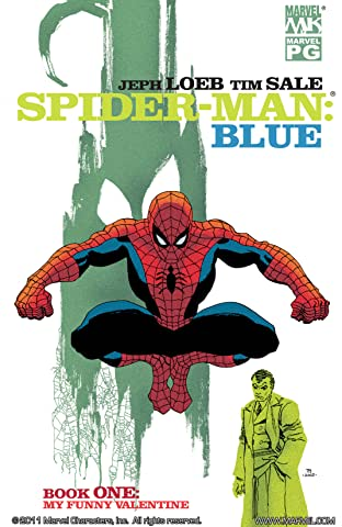 Spider-Man: Blue No.1