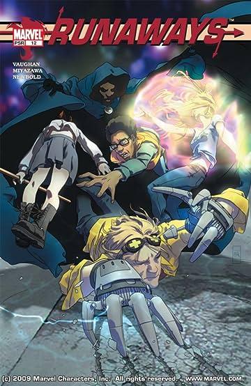 Runaways (2003-2004) #12