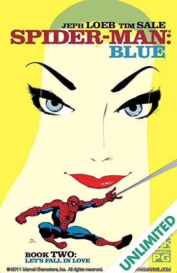 Spider-Man: Blue #2