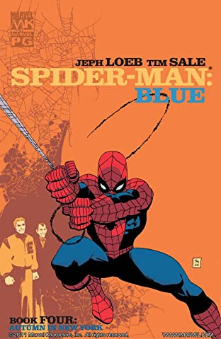 Spider-Man: Blue No.4