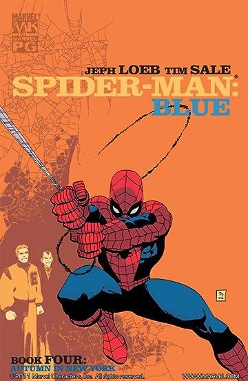 Spider-Man: Blue No.4