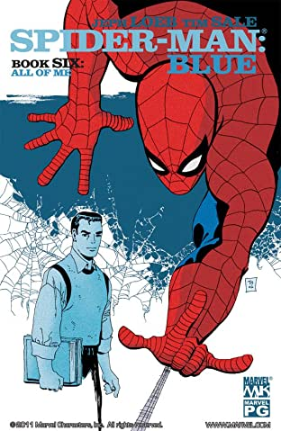 Spider-Man: Blue No.6