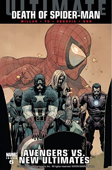 Ultimate Comics Avengers vs. New Ultimates #6 (of 6)