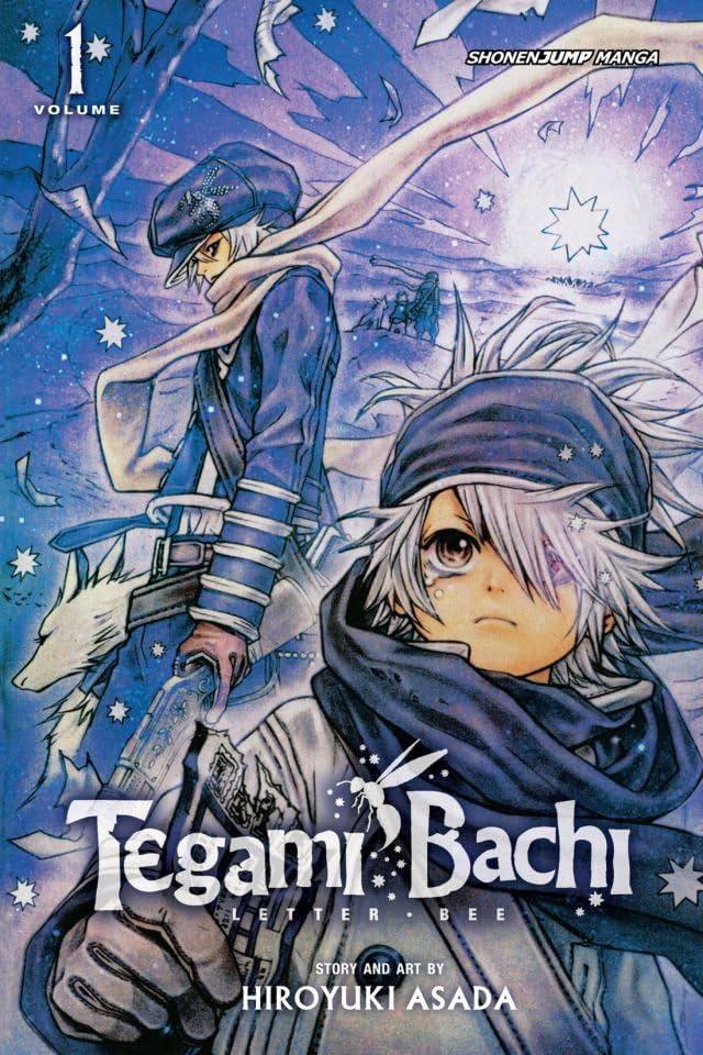 Tegami Bachi Vol. 1